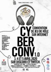 CyberConv 1.0 affiche