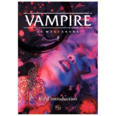 couverture vampire la mascarade 5ième édition