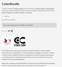 cyberbundle illustration
