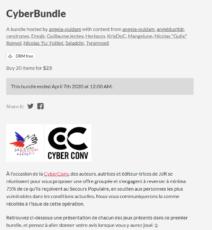 cyberbundle illustration