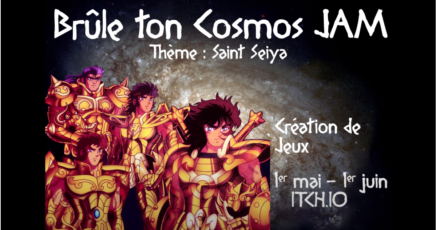 jam Saint Seiya illustration
