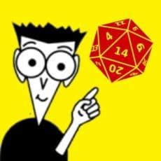 jeux de rôle pour les nuls logo