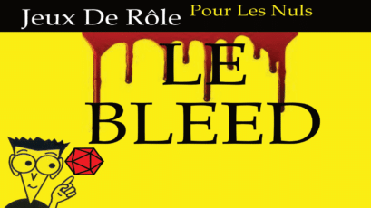 bleed en jeu de rôle illustration