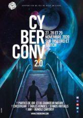 CyberConv 2.0 affiche